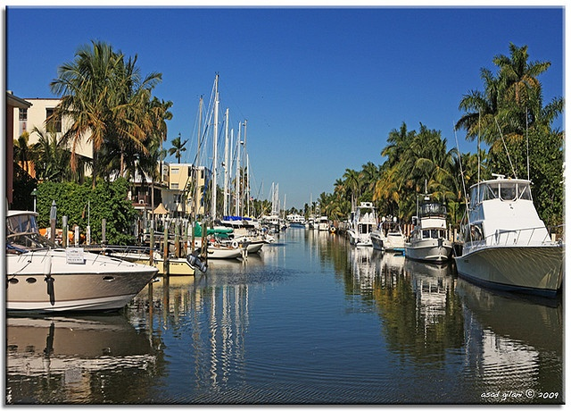 Canal Living (Fort Lauderdale, Florida)