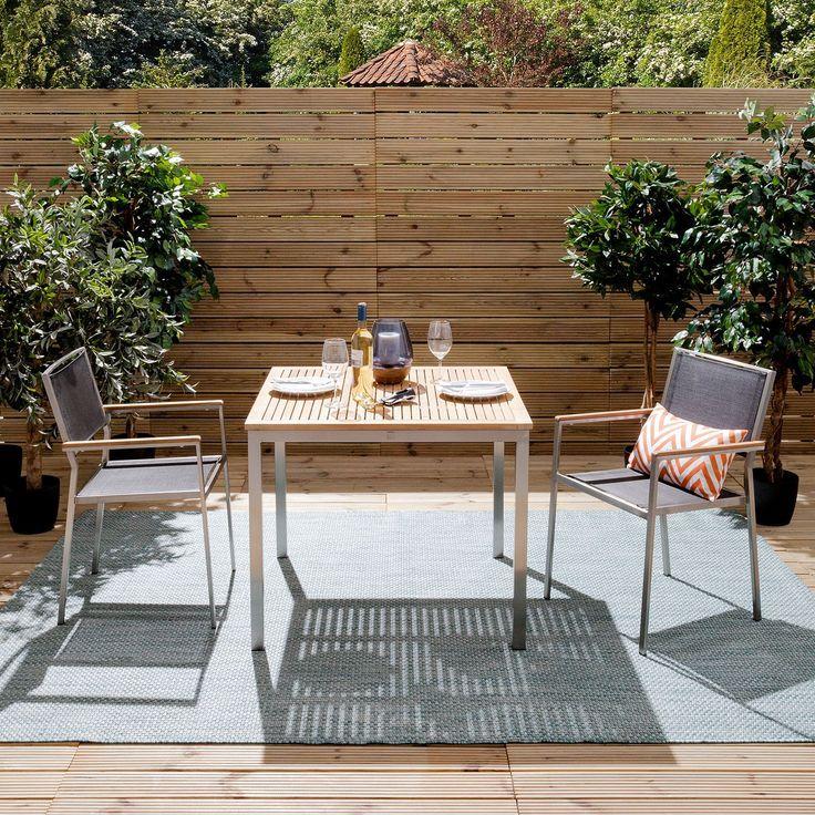 Essgruppe Teakline Exklusiv Xxvi Gartentisch Gartensessel Gartenmobel Sets