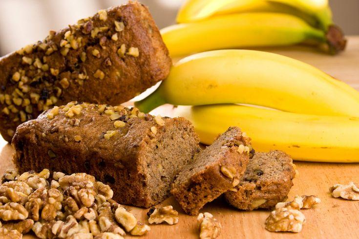 #Gourmet #Pan de #banana y #nuez
