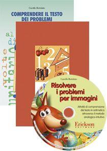 Risolvere i problemi per immagini (KIT: 2 Libri + CD-ROM)