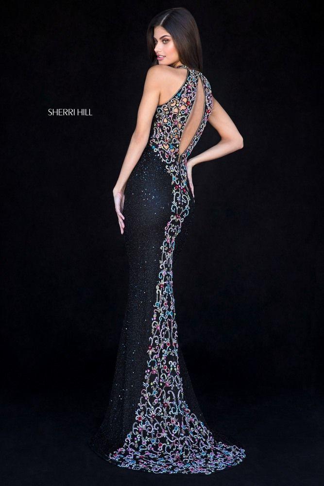 650744d96d6 SHERRI HILL Prom Dresses 2018  prom2018