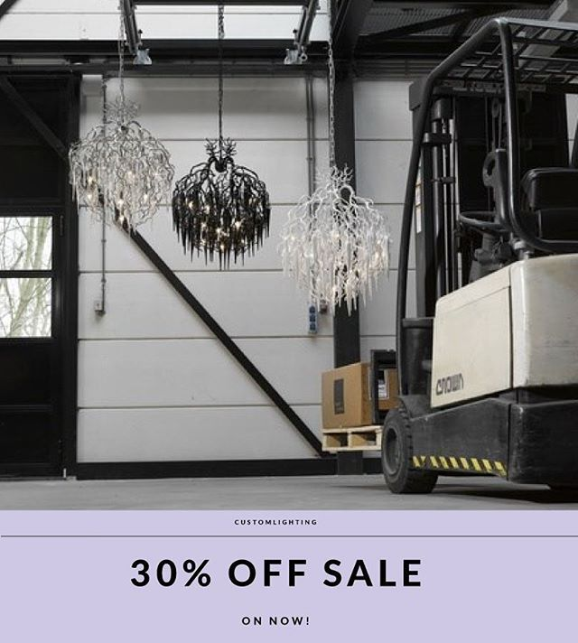 SALE TIME || If you have been thinking about a crystal piece for your home then now is your opportunity to make a massive saving! We are taking 30% off our full range of crystal until the 30th June 2016 *** LINK IN PROFILE TO OUR FULL COLLECTION *** @customlighting #lightingdesign #customlighting #customlightingmelbourne #light #melbourne #city #home #energy #style #construction #architecture #interior #design #interiordesign #architecture #interiordesign #modernpendantlight #ontrend…