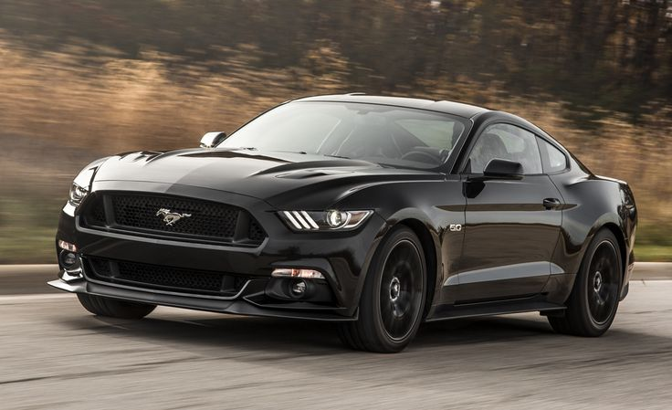 2016 Ford Mustang GT Coupe