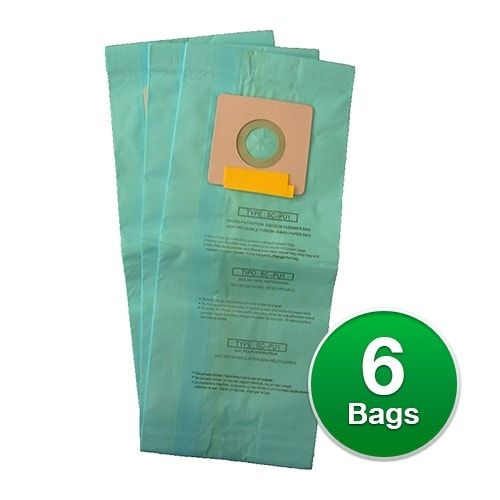 EnviroCare Replacement Vacuum Bag for Sanyo SCA4 / SCA41 / SCA42 Vacuums - 2 Pack