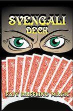 Svengali DECK, BLUE, Bicycle Poker
