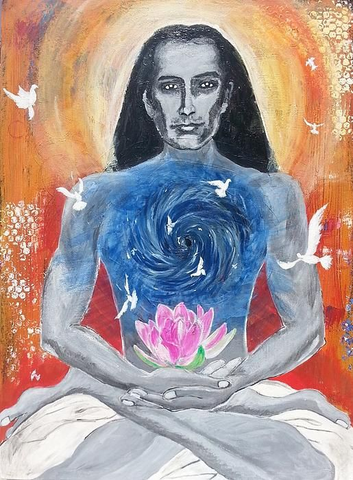 Liberation - Mahavatar Babaji by Vidya Vivek