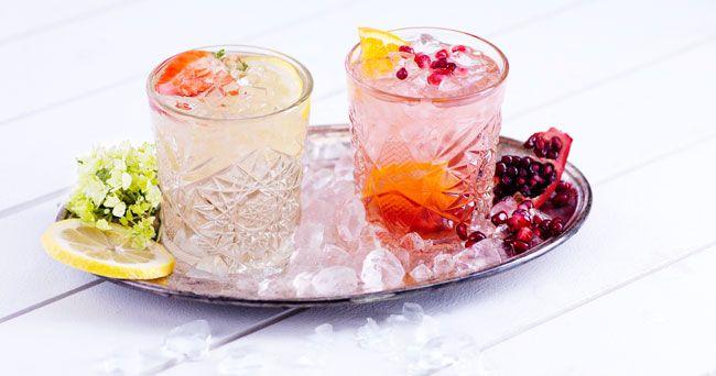 Svalkande goda alkoholfria drinkar – 3 recept
