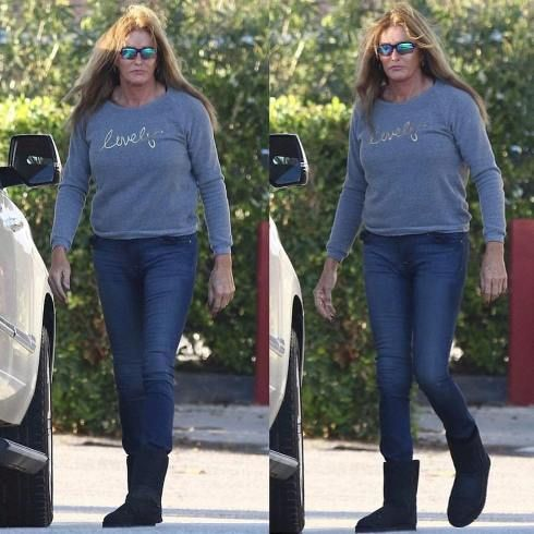 Is he tired? Caitlyn Jenner is beginning to look like Bruce Jenner again (photos) - http://www.thelivefeeds.com/is-he-tired-caitlyn-jenner-is-beginning-to-look-like-bruce-jenner-again-photos/