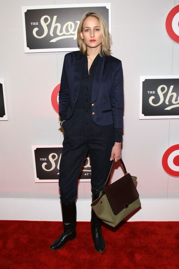 Leelee Sobieski Style March 2017