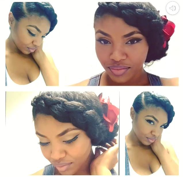 Cool 1000 Ideas About Goddess Braid Styles On Pinterest Two Goddess Short Hairstyles Gunalazisus