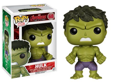Funko Officially Unveils Hulk from The Avengers Age of Ultron