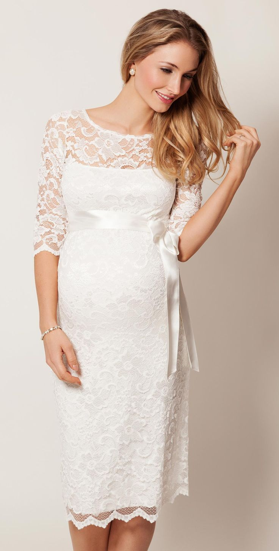 Lace Maternity Dresses