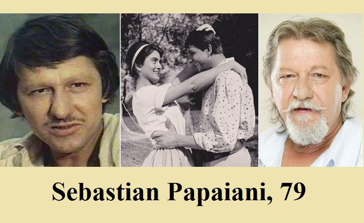 Sebastian Papaiani, 79. La mulţi ani! | Ziarul Metropolis