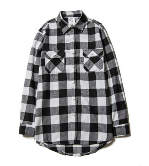 Feeling anti social today? This flannel shirt from the Anti Social Club collection is just perfect. It's features a button up design and comes in different colors. Shop more Anti Social Club items at http://fusionswag.com/t-shirts #AntiSocialSocialClub #ASSC