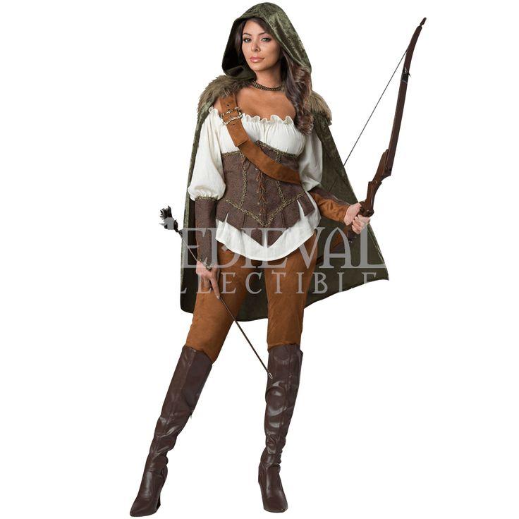 Pinterest\'teki 25\'den fazla en iyi Huntress costume fikri ...