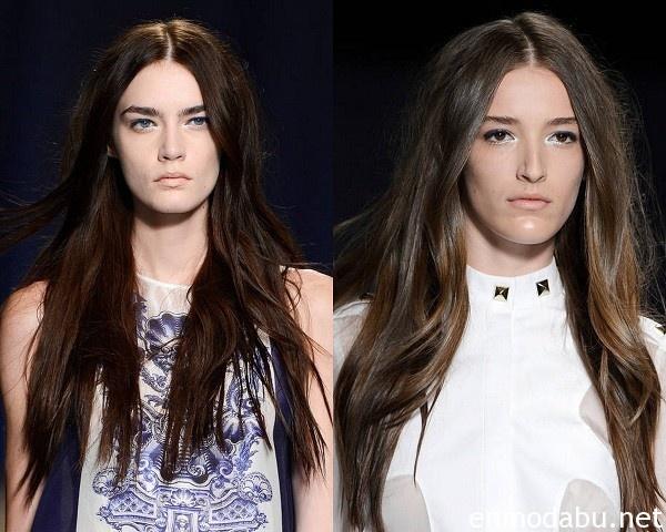 İlkbahar Yaz Saç Modelleri 2013 | En Moda Bu | Moda ve Kadın Blogu