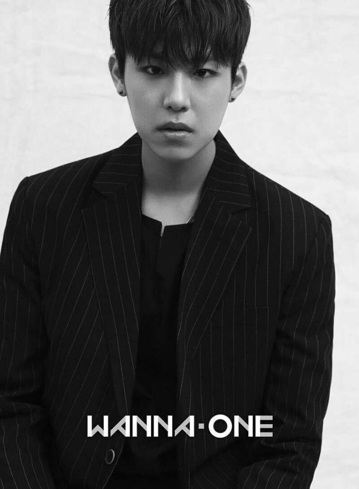 Wanna One || Park Woo Jin