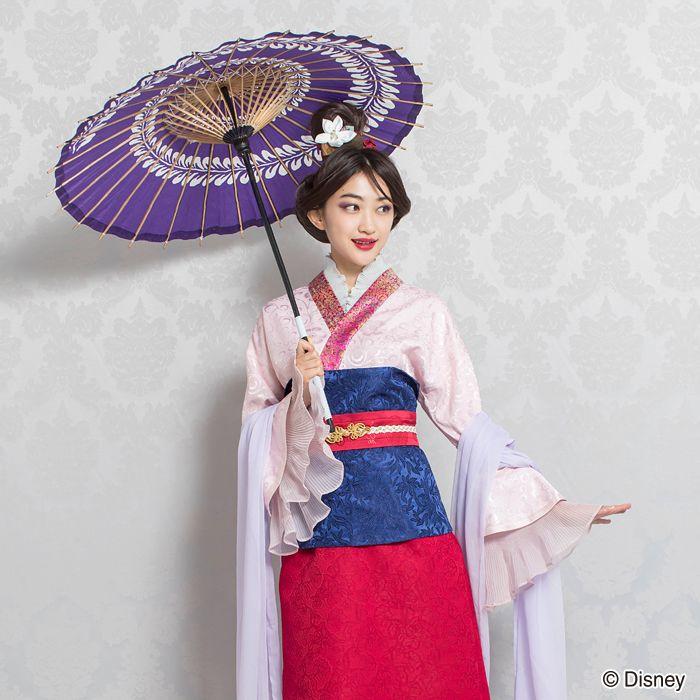 Reflection China dress (Mulan ver)