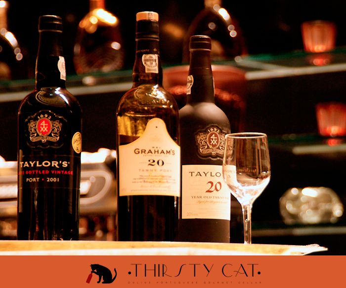 Visit the best Port Wine Cellars without any effort and order the finest wines comfy at home! :)