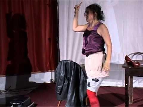 Maia Morgenstern - O femeie singură, 30 Octombrie 2011, în Bloc Producţie Radio Iaşi (Partea I)