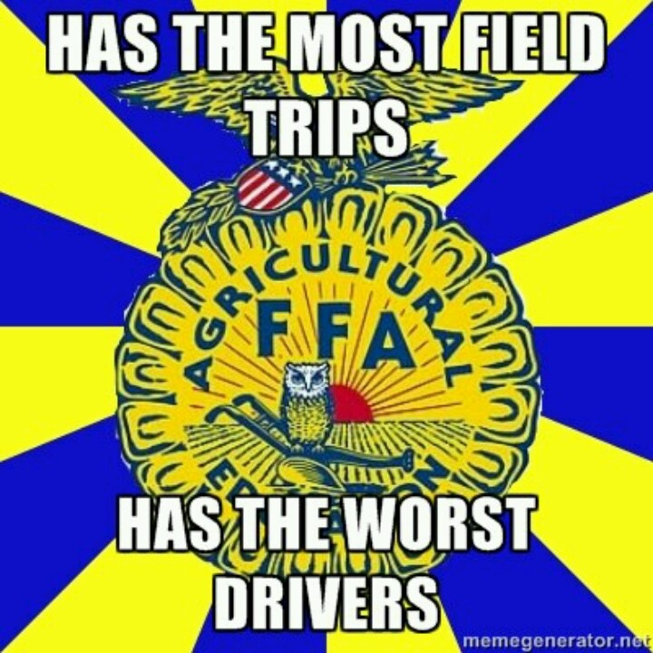 Haha For anyone that was ever in the Joppa FFA you know what i am talking about!