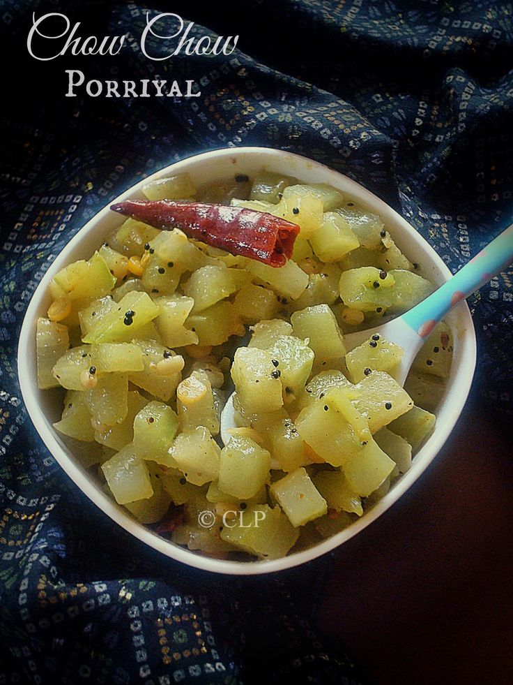 Delicious and healthy poriyal, perfect with rice and sambar. ** Click on the image for additional details to play with dogs.