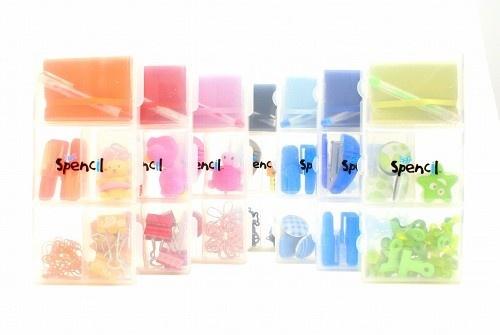 Spencil Rainbow Collection
