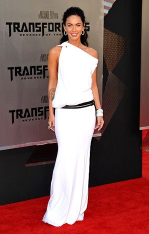 See Megan Fox's Sexy Transformers Style: June 22