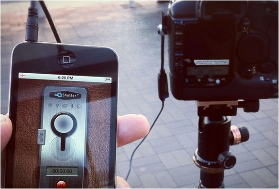 ioShutter – Fire Your Canon Camera With Your iPhone http://coolpile.com/gadgets-magazine/ioshutter-fire-canon-camera-iphone/ via @CoolPile $70