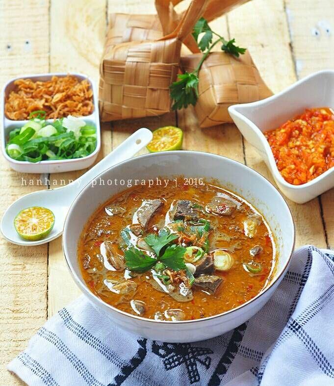 Resep Coto Makassar Oleh Hanhanny Resep Resep Resep Masakan Asia Resep Makanan Cina