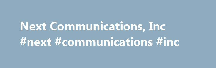 Next Communications, Inc #next #communications #inc http://south-sudan.remmont.com/next-communications-inc-next-communications-inc/  # Next Communications, Inc. et al v. Viber Media, Inc. OPINION AND ORDER re: 34 MOTION to Dismiss Pursuant to Fed.R.Civ.P. 12(b)(6) filed by Viber Media, Inc. For the reasons stated above, IT IS HEREBY ORDERED THAT Defendant s motion to dismiss is GRANTED on Plaintiffs mi sappropriation of a business idea claim, but DENIED as to their misappropriation of trade…