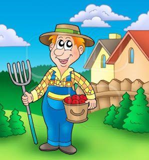Розфарбовування День фермерів   Графіка Діти