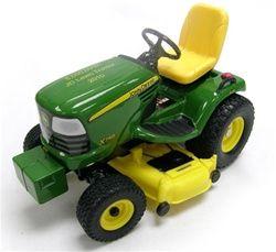 John Deere X748 Lawn Tractor - John Deere's 5,000,000th Lawn Tractor!
