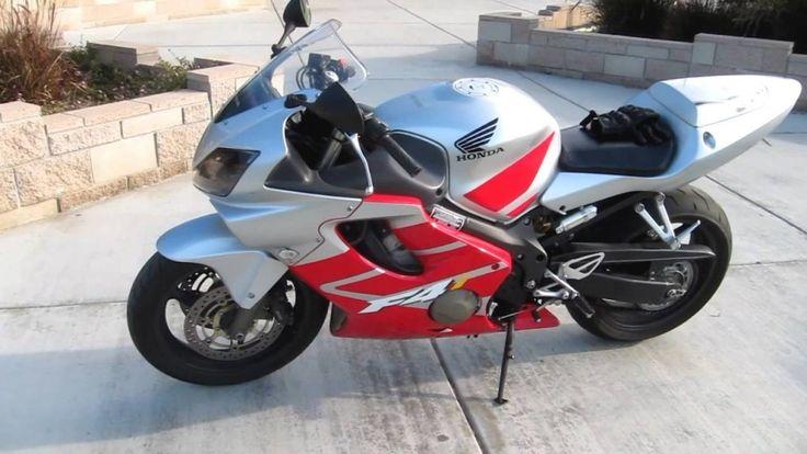 Amazing 2002 Honda Cbr 600 F4I Style XLPR -