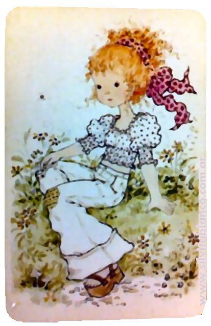 Sarah Kay By Maria Elena LopezSurtido de Ilustraciones Figuras de Album