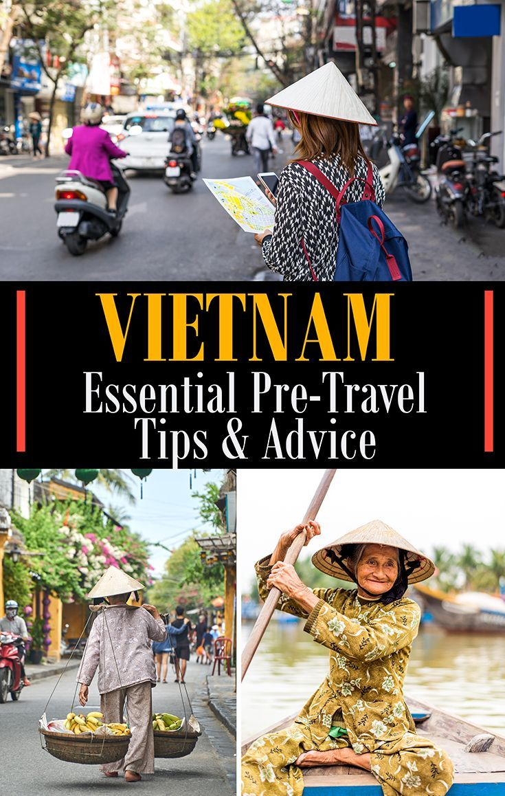 Essential Vietnam Tips & Travel Advice to know before your Vietnam Holiday. /////////////////////////////////// Vietnam Travel Guide   Vietnam Visa   Top Places to Visit in Vietnam   When to Visit Vietnam & more!