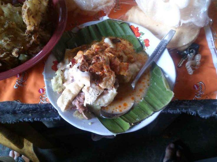 Lentog Tanjung Wisata Kuliner khas Kudus