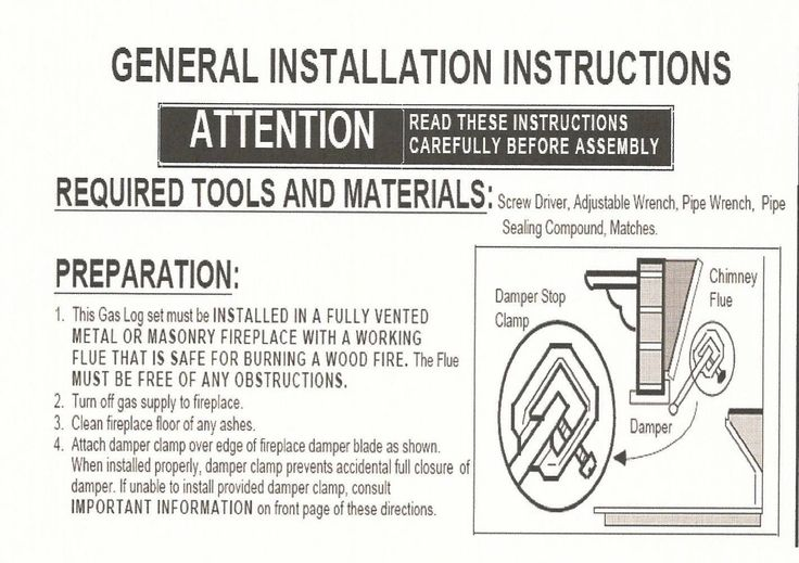 """What is a Damper Stop? Easy Question, Easy Answer  Question: My home inspector called out that there is no damper stop on the chimney, but I see the damper, what does he mean?  Comment: Damper Stops should have been named """"Question Maker"""", in jest.  Answer: Damper stops are a small metal clamp that can be attached to the fireplace damper in the presence of gas log inserts in your fireplace, it keeps the damper slightly open and does not allow a full close.. Click on picture for full…"""