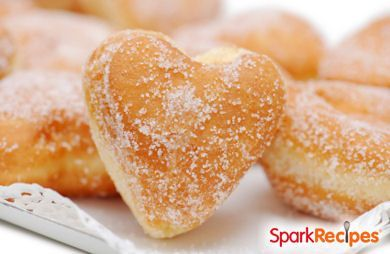 These fluffy donuts are addictive yet healthier than the fried variety! Your ticker will love that these are baked not fried.