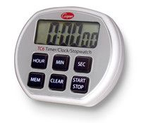 TC6 Multi Function Timer Clock Stopwatch