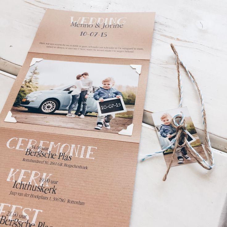 Studio Sproet! – Weddingcard design