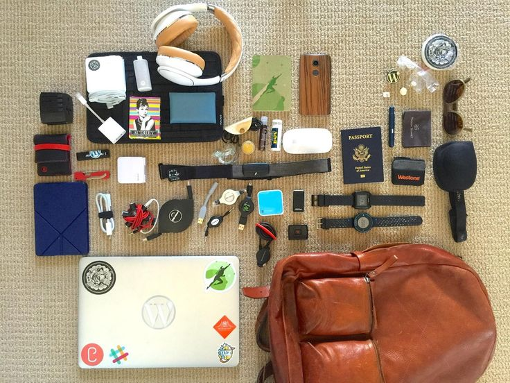 What's in My Bag 2014