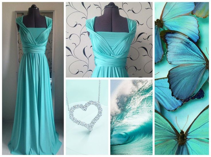 платье трансформер, цвет тиффани, платья подружкам невесты, платье тиффани, длинное платье тиффани, длинное платье, платье в пол, платье макси, макси, универсальное платье, мятное платье, мятный цвет, мята, mint