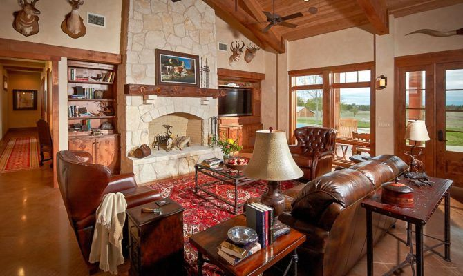 20 Most Awesome Ranch House Interior Tips House Interior Ranch