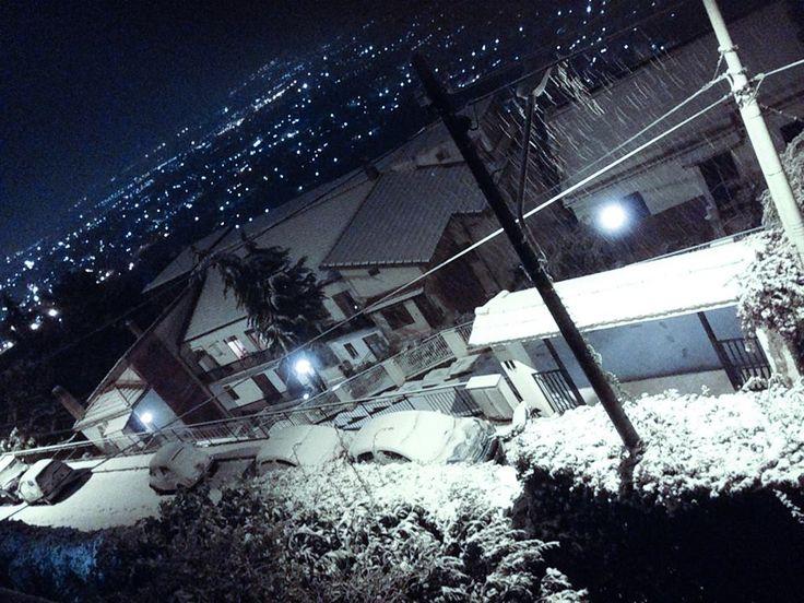 Monreale di sera