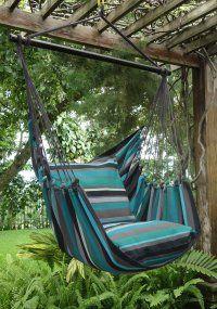 De LazyRezt hangstoel komt nu ook in deze prachtige kleuren combinatie. Bestel uw Hangstoel XL bij Marañon hangmatten, de hangmatten en hangstoelen winkel in Amsterdam. Gratis verzenden binnen Nederland
