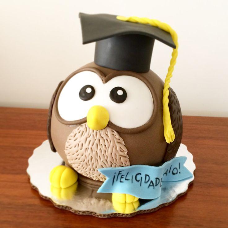 Cute Ideas For Graduation Cakes