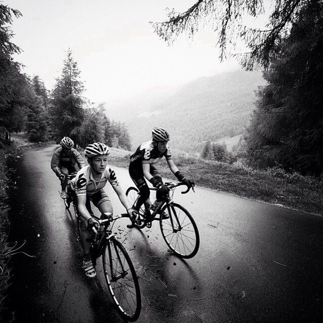 Castelli cycling in Italy--