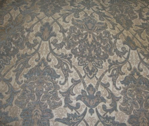 Upholstery-Chenille-57-Wide-Royalty-Damask-Drapery-fabric-by-the-yard