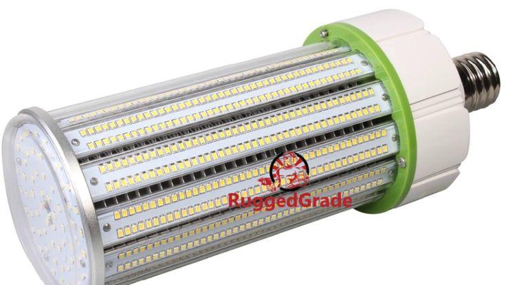 http://www.ruggedgrade.com - Industrial LED lights and Solar LED Wall Lights